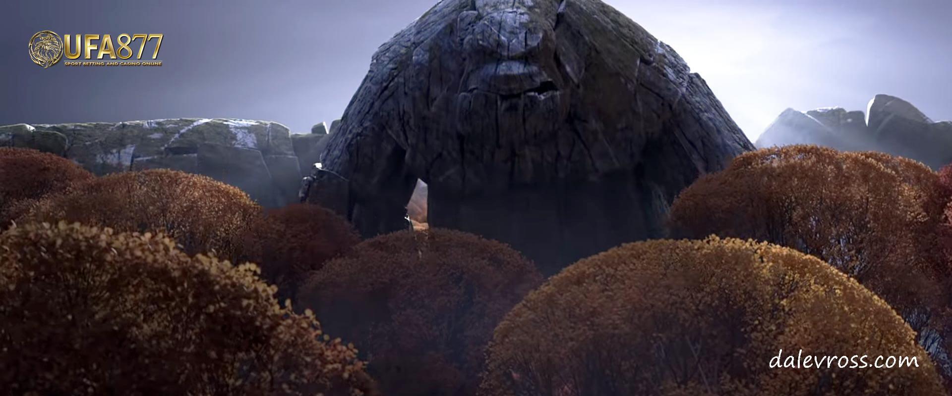 จิตวิญญาณธาตุ ดิน และ ไฟ ใน Frozen