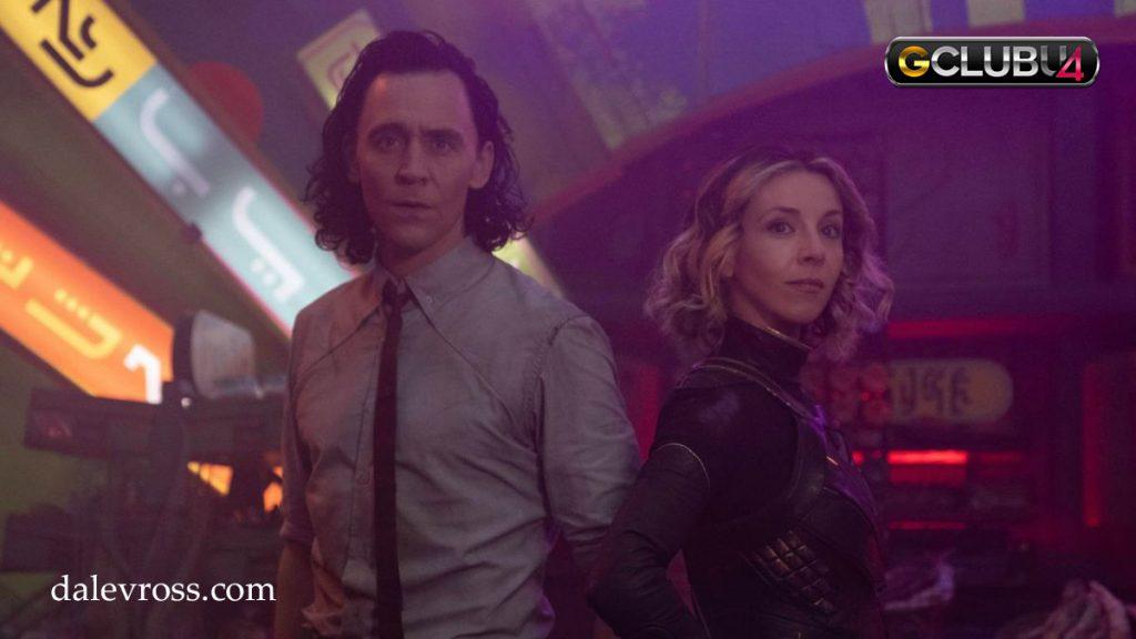Loki ซีรีส์ Disney+